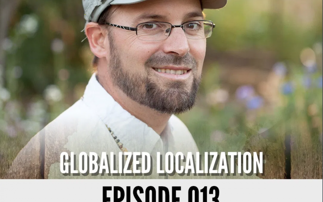 Erik Ohlsen on Globalized Localization